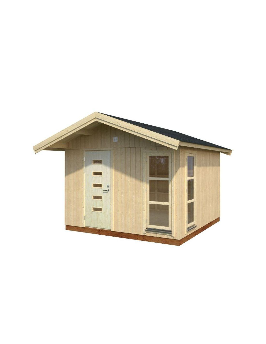 Caseta n rdica modelo ly - Casetas para terraza ...