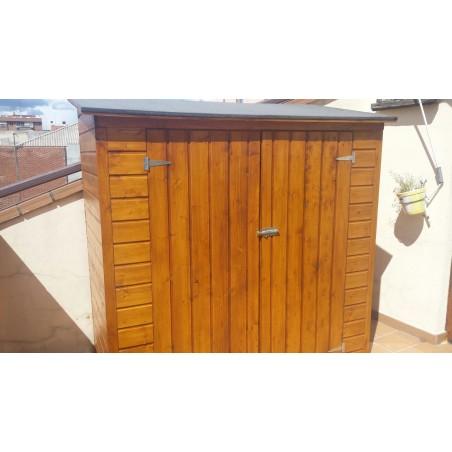 Armario de madera para jardín  Albecove.