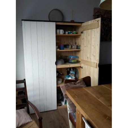 Armario de madera para interior/exterior Etesio