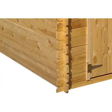 Cobertizo de madera Belesa 4.47m²