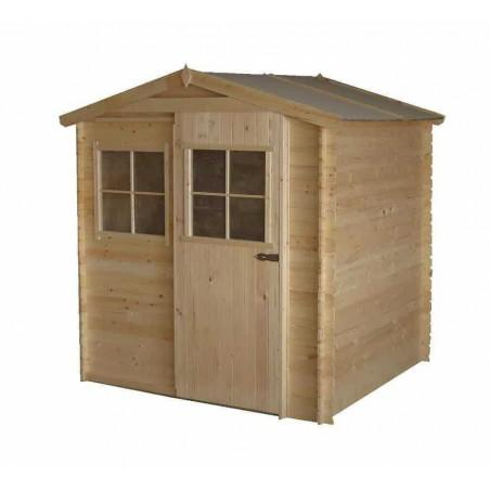 Caseta de madera Andrei 200x180 cm