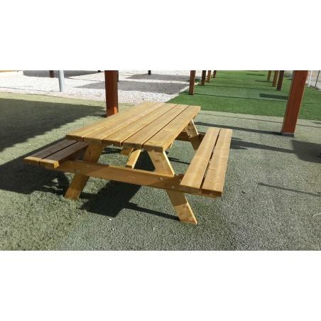 mesa para jardin Ruby