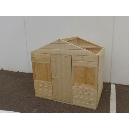 Casita de madera para niños Clara