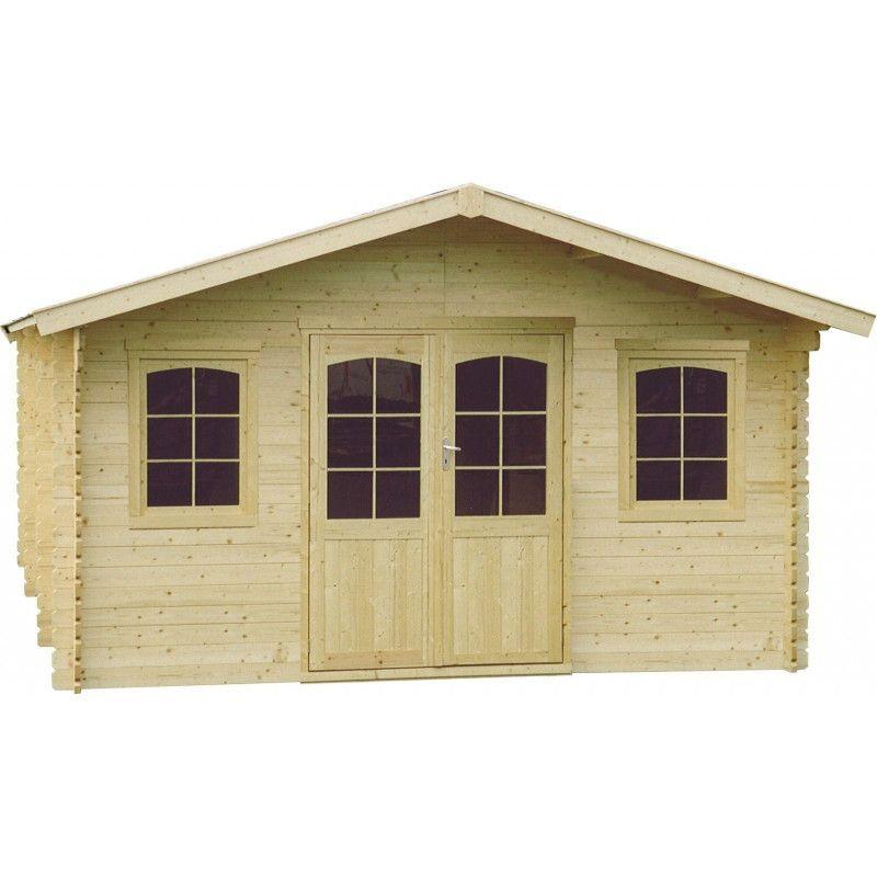 Casa de madera Forgrak
