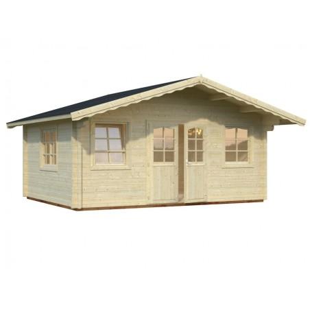 Cabana de madera Helena 18.6 m²
