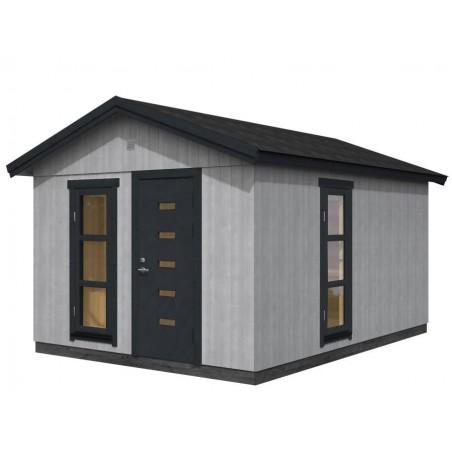 Caseta Nórdica Ly 13,8 m²