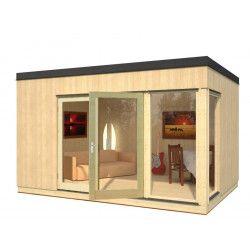 Caseta habitable Solveig 13,6 m²