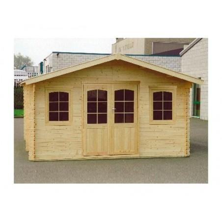 Oferta caseta de madera Forgrak