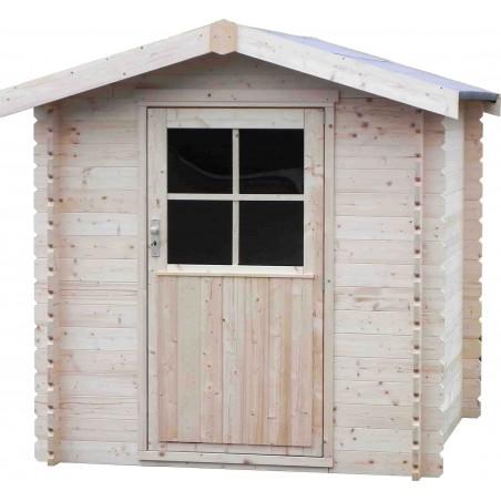 Caseta de madera Flosimo 3.92m²