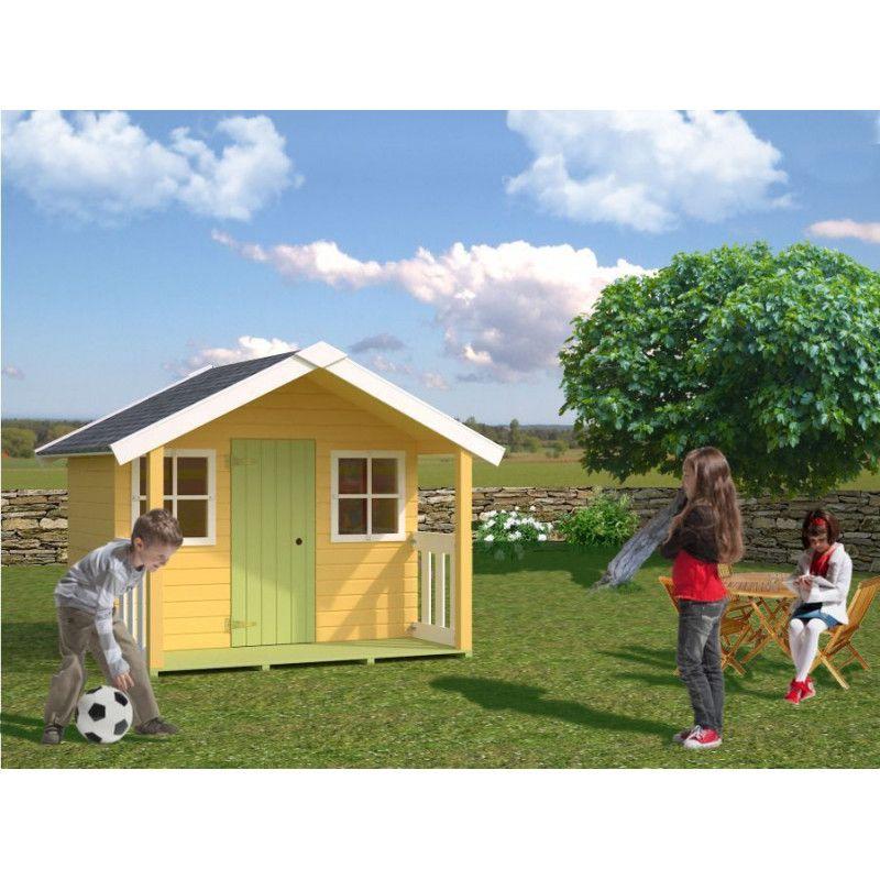 Casa jardín niños