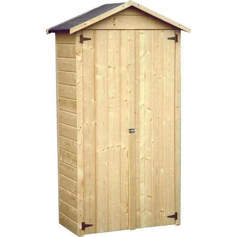 Armario de madera Bora. 12mm, 92x51cm, 0.47 m²