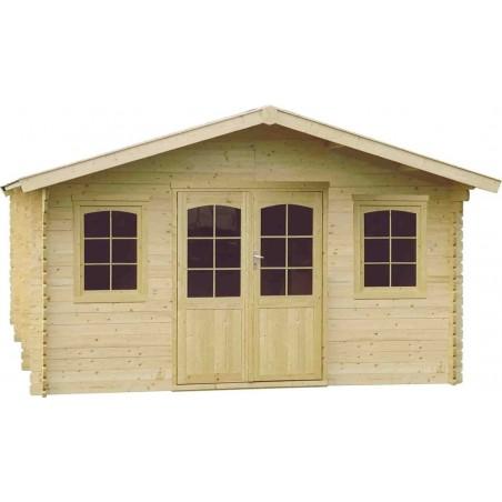 Caseta de madera Forgrak
