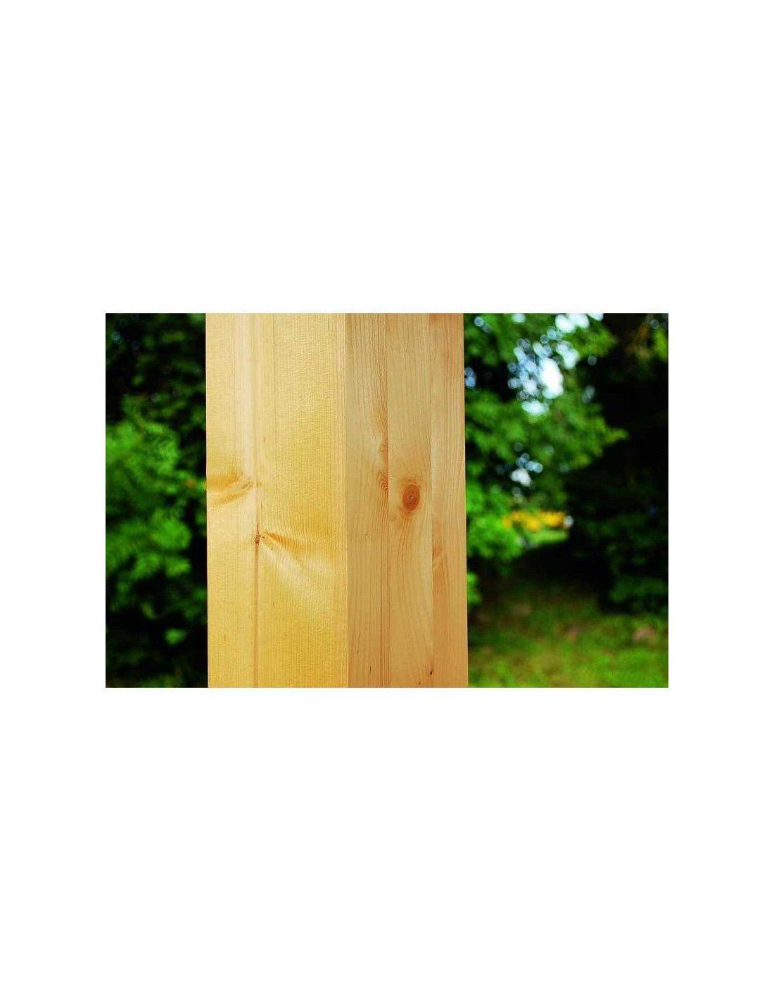 P rgola de madera 11 7 m - Postes de madera para pergolas ...
