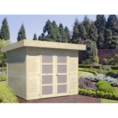 caseta de jardin Klara
