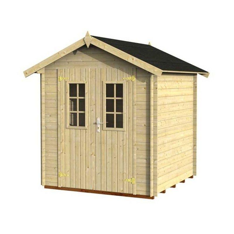 Caseta madera Finnland