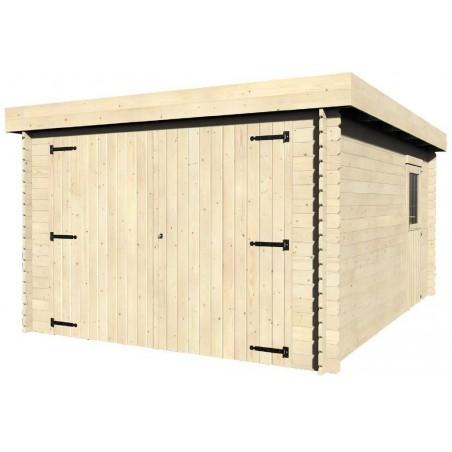 Garaje Galán 28 mm, 326 x 480 cm, 15.58 m²