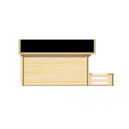 Oferta caseta de madera Atella - Lillevilla