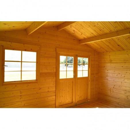 Caseta de madera Begas - Lillevilla