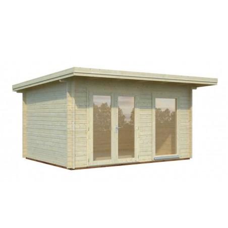 Caseta madera Heidi 11,7m²