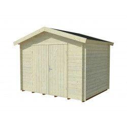 Caseta madera Odin, 19 mm, 286 x 226 cm, 6,46 m²