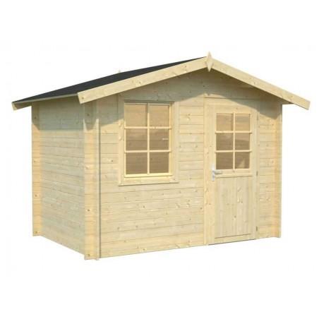 Caseta de madera Klara - Palmako