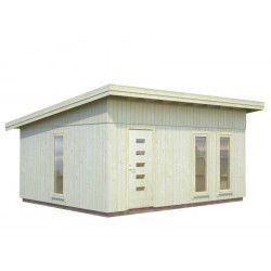 Caseta habitable Annika 21,5 m²