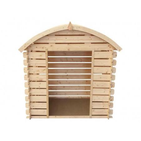 Casita de madera infantil 1,63 m2