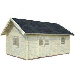 Casa de madera Sandra 29,9 m²