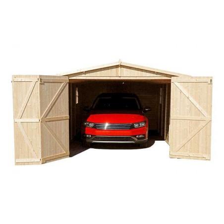 Garaje de Mikhail I. Guardar coches