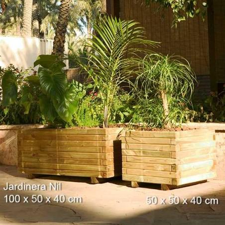 Jardinera Nil 100 x 50 x 40 cm