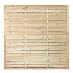 Panel de madera recto 180x180 cm