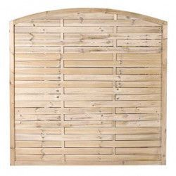 Panel de madera en Arco 180x180 cm