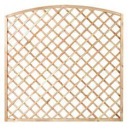 Panel Celosía en arco 180 x 180 cm