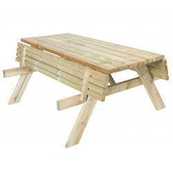 Mesa picnic 42 mm, 154 x 200 cm