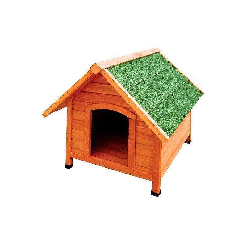 Caseta para perros Toby 76x72x76 cm