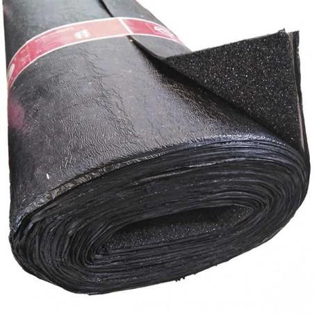 Tela asfáltica autoadhesiva negra | 100 x 660 cm