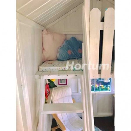 Casita infantil Grete 233 x 175 cm Hortum