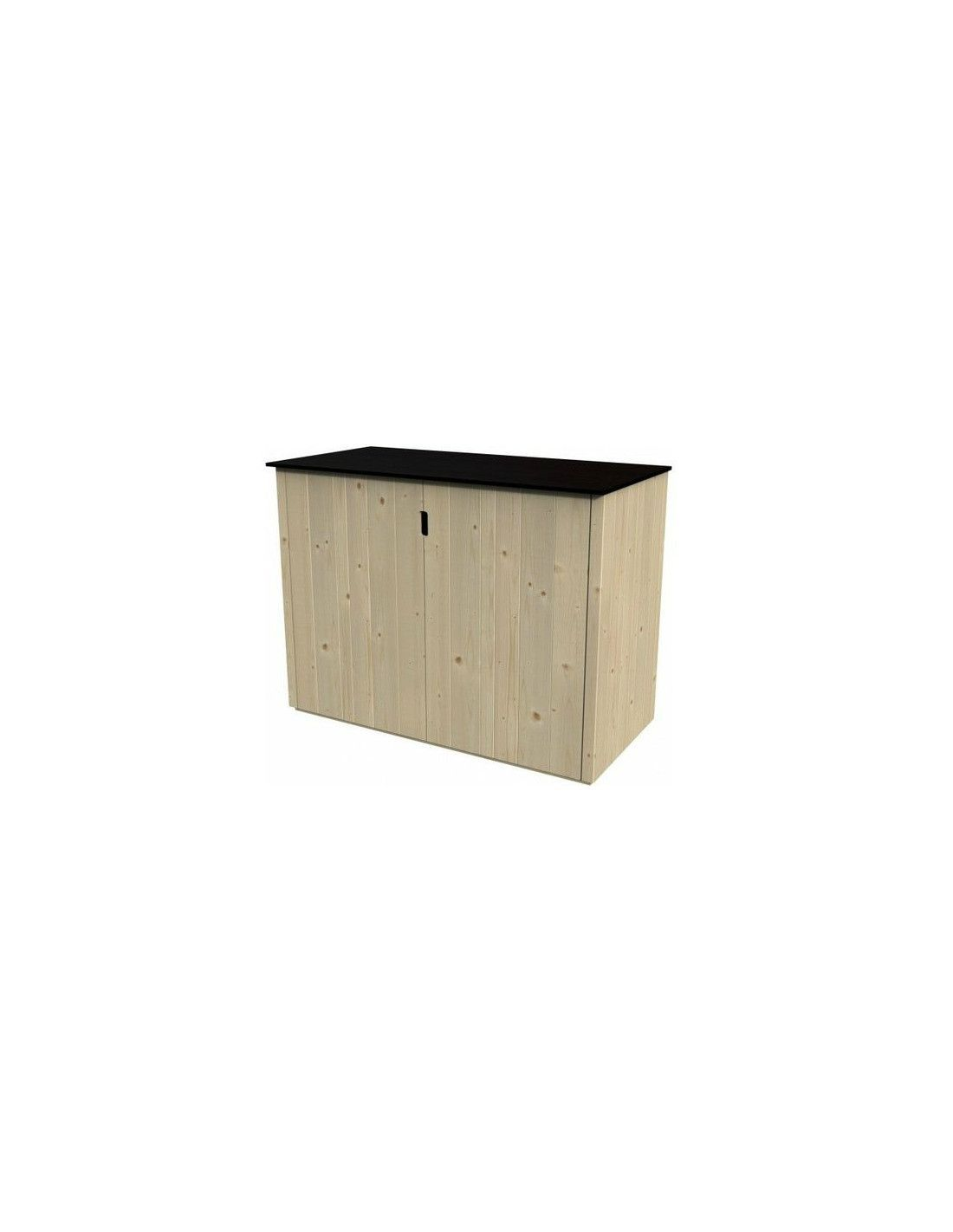 Armarios de exterior en madera ideal para jard n hortum for Casetas para almacenaje exterior