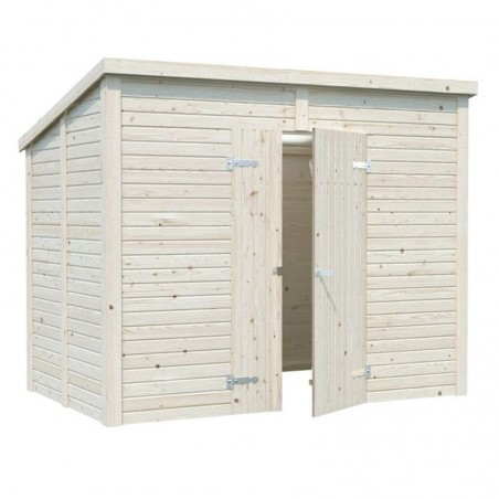 Cobertizo de madera para jardín - 4,2m2 Leif