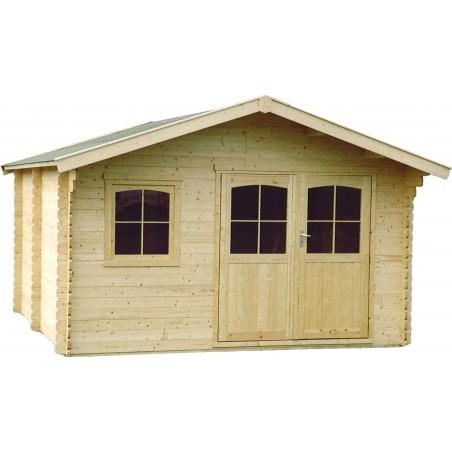 caseta de madera Valodan