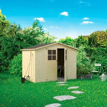 Caseta de madera Lodum 4.42 m²