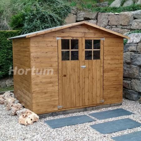 Caseta de madera Lodum | 475€ | Envío y protector Gratis