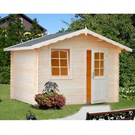 Caseta de madera para jardín Emma de Palmako