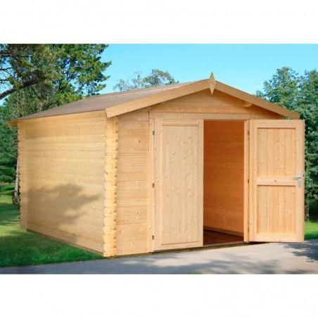 Caseta de madera Ralf