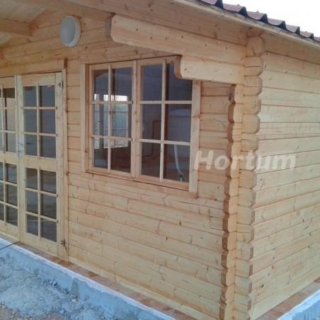 Caseta de madera England