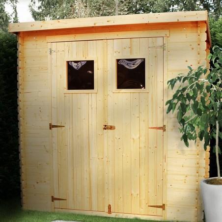 Caseta madera Floen. 19 mm, 235 x 130 cm, 3,44 m²