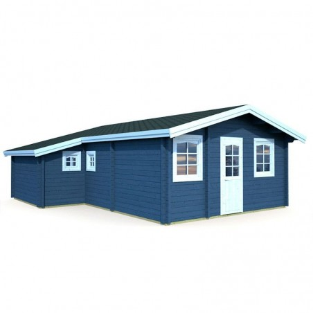 Casa de madera Emily 39,2 m²