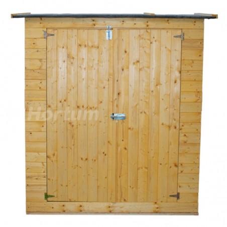 Armario en madera para exterior Marge