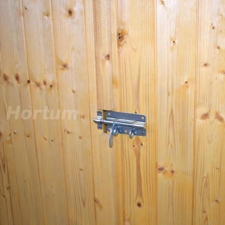 Pestillo - Armario de madera Marge. 12mm, 150x61,5cm 4P
