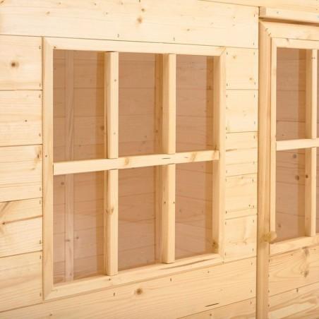 Casita infantil de madera Blas 120 x 89 x 147 cm